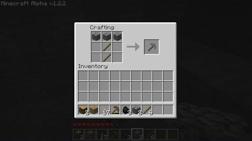 comment construire épée minecraft