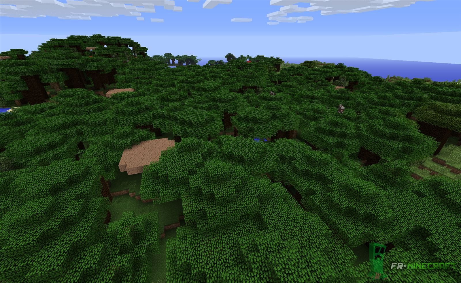 Minecraft Biome For 234 T Couverte