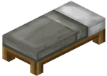 Light Gray Bed (Block)<br>