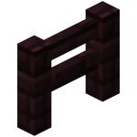 Nether Brick Fence<br>