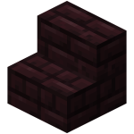 Nether Brick Stairs<br>