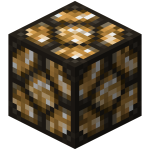 Redstone Lamp (On)<br>
