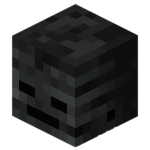 Wither Skeleton Skull