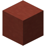 Red Hardened Clay<br>