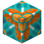 Orange Glazed Terracotta<br>