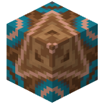 Brown Glazed Terracotta<br>