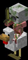 Minecraft les mobs dans minecraft - Poule minecraft ...