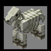 Minecraft cheval squelette - Cheval minecraft ...