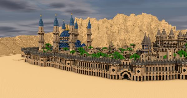 Minecraft Map Minecraft City Troy Troie