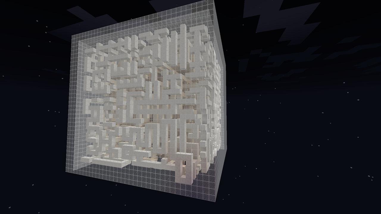 Minecraft map minecraft superplex parkour