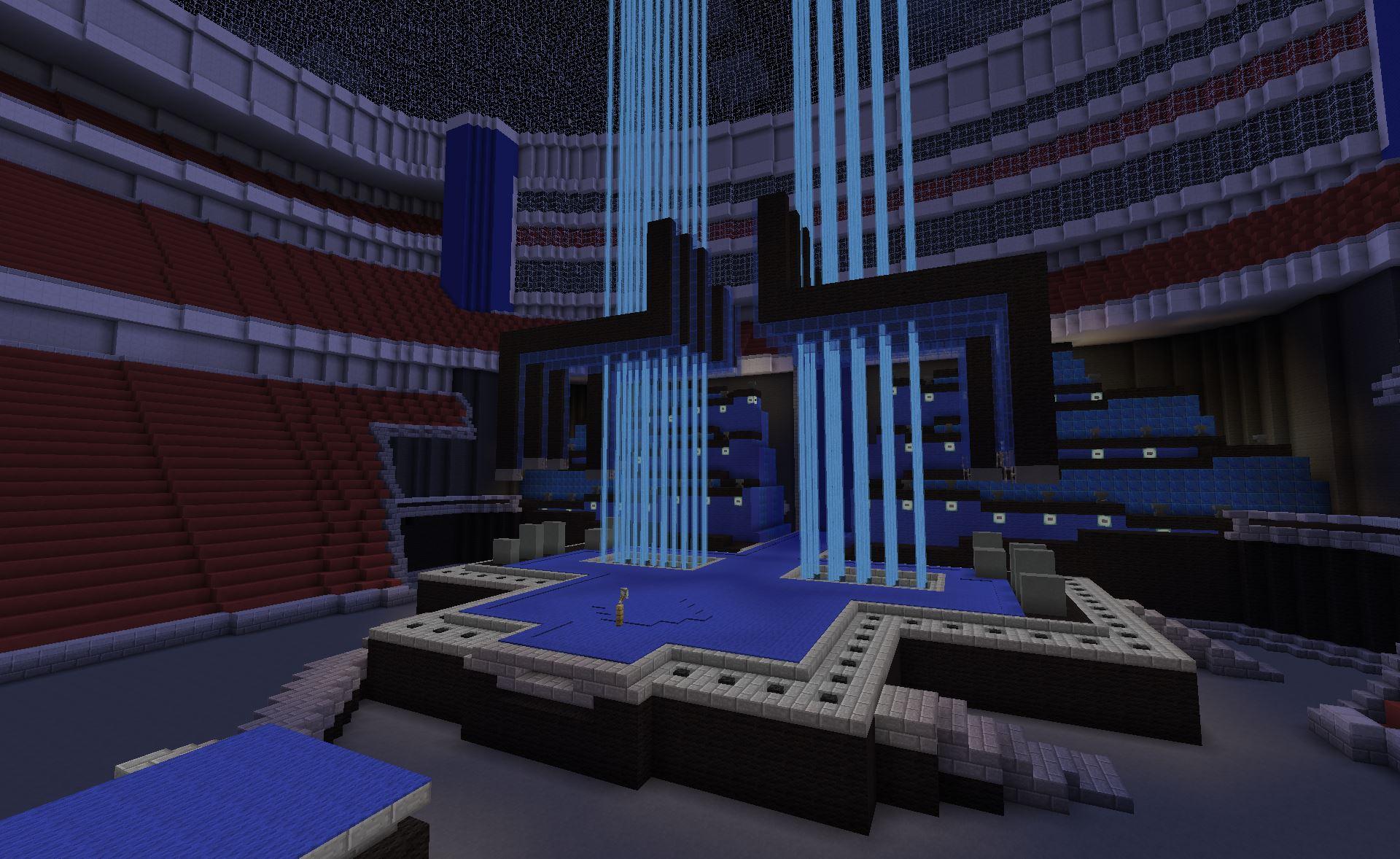 Minecraft Map Minecraft Eurovision 2016