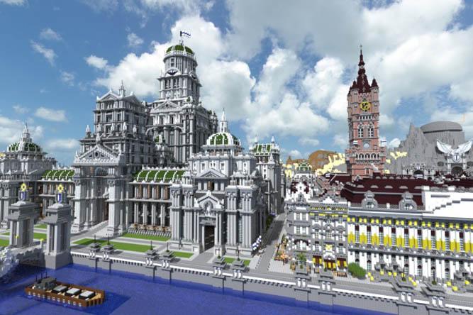 Berühmt Minecraft : Télécharger des maps pour Minecraft OM63