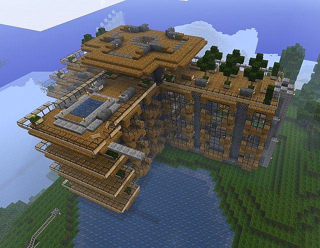 Minecraft Télécharger des maps pour Minecraft