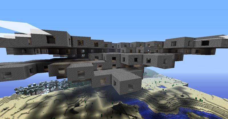 Minecraft : Mod Minecraft : Dungeon pack