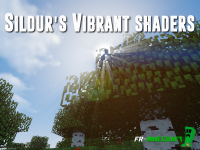 Mod Minecraft Sildur's Vibrant shaders v1.09 Medium