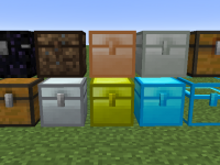 Mod Minecraft Iron Chests