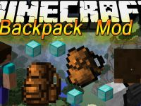 Mod Minecraft Backpacks