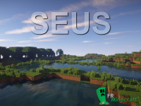 Mod Minecraft Sonic Ether's Unbelievable Shaders v10.1 Ultra (SEUS)