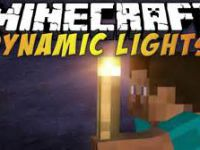Mod Minecraft Dynamic Lights