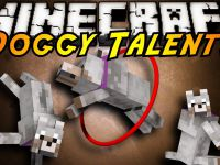 Mod Minecraft Doggy Talents