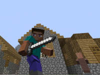 Mod Minecraft Animated Player