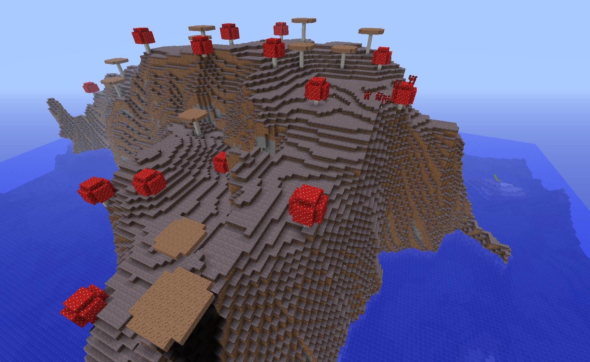 Minecraft : Seed Minec...