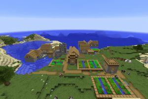 Deux villages proches