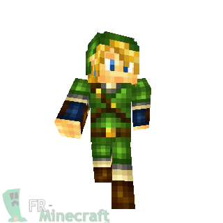 Minecraft Skin Minecraft Link The Legends Of Zelda - Skins para minecraft zelda