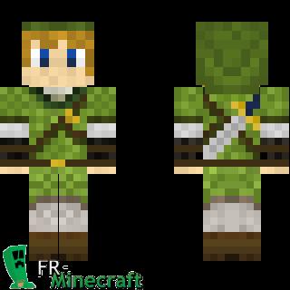 Zelda Skin Minecraft Zelda - Skins para minecraft zelda