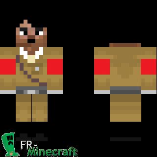 Hitler Skin Minecraft Hitler - Skins para minecraft pe hitler