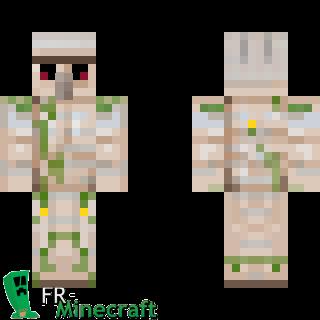 Minecraft skin minecraft golem de fer - Minecraft golem de fer ...