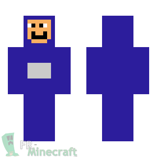 Minecraft skin minecraft tinky winky t l tubbies - Teletubbies telecharger ...