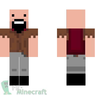 how to change face in minecraft