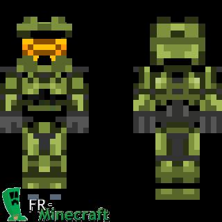 Minecraft Skins Master Chief Skindex Master Chief - Skin para minecraft pe tumblr