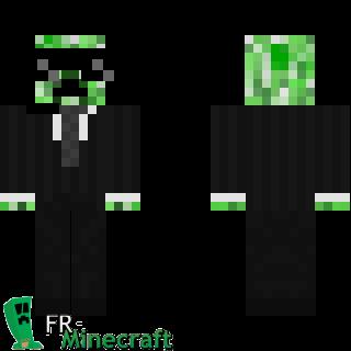 Creeper   Free Minecraft Skins