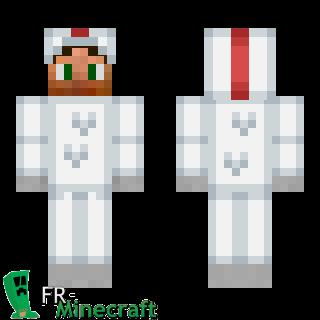 Minecraft skin minecraft costume de poule - Poule minecraft ...