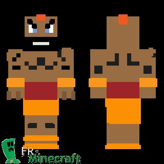 Minecraft skin minecraft chevaucheur de cochon clash of clans - Minecraft cochon ...