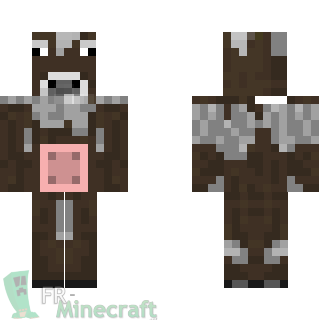 Pin Cow-face-minecraft-project-ajilbabcom-portal on Pinterest