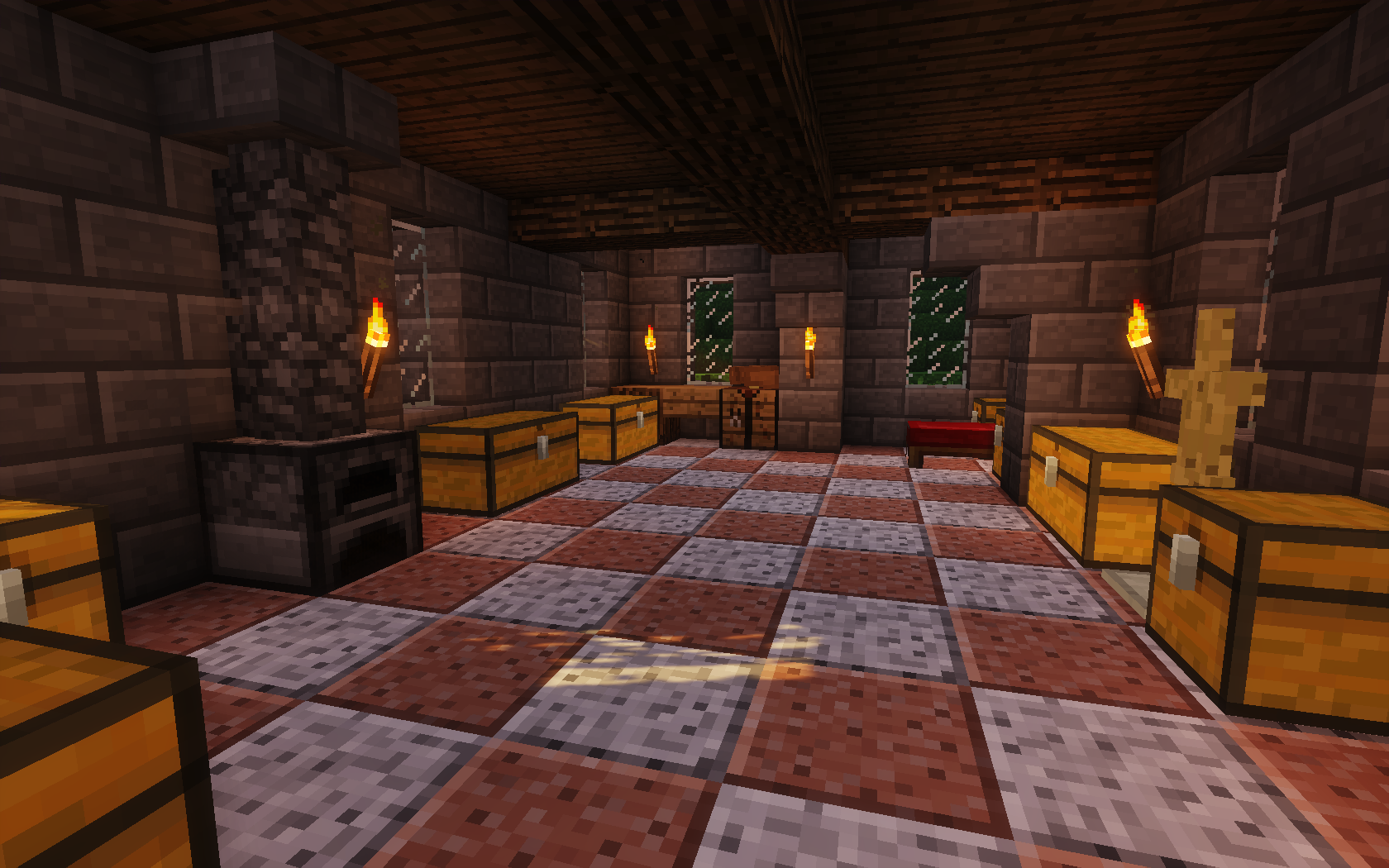 Minecraft Structure Mi...