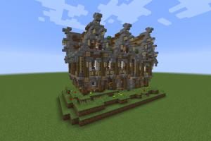 Maison de noble médiévale