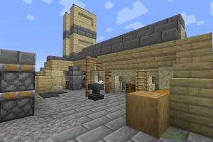 Maison de forgeron