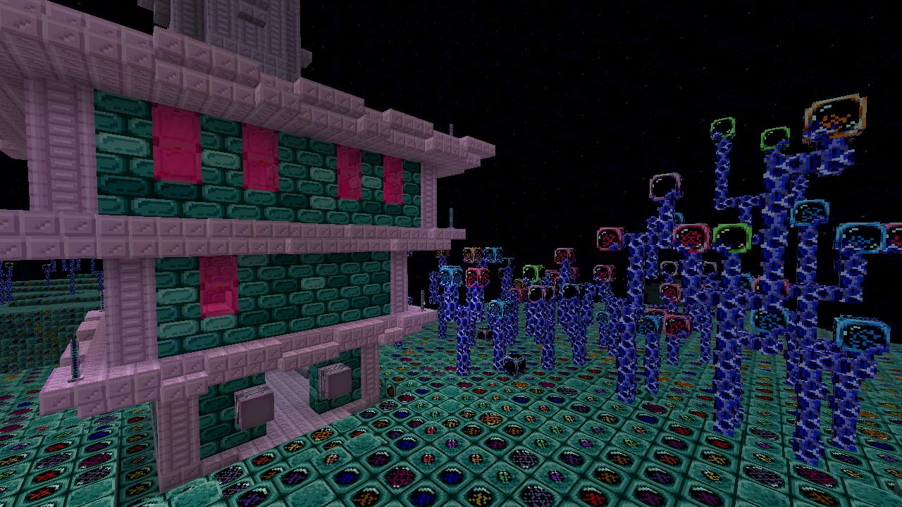 Minecraft : Texture Minecraft : Megacraft Classic (1.9)