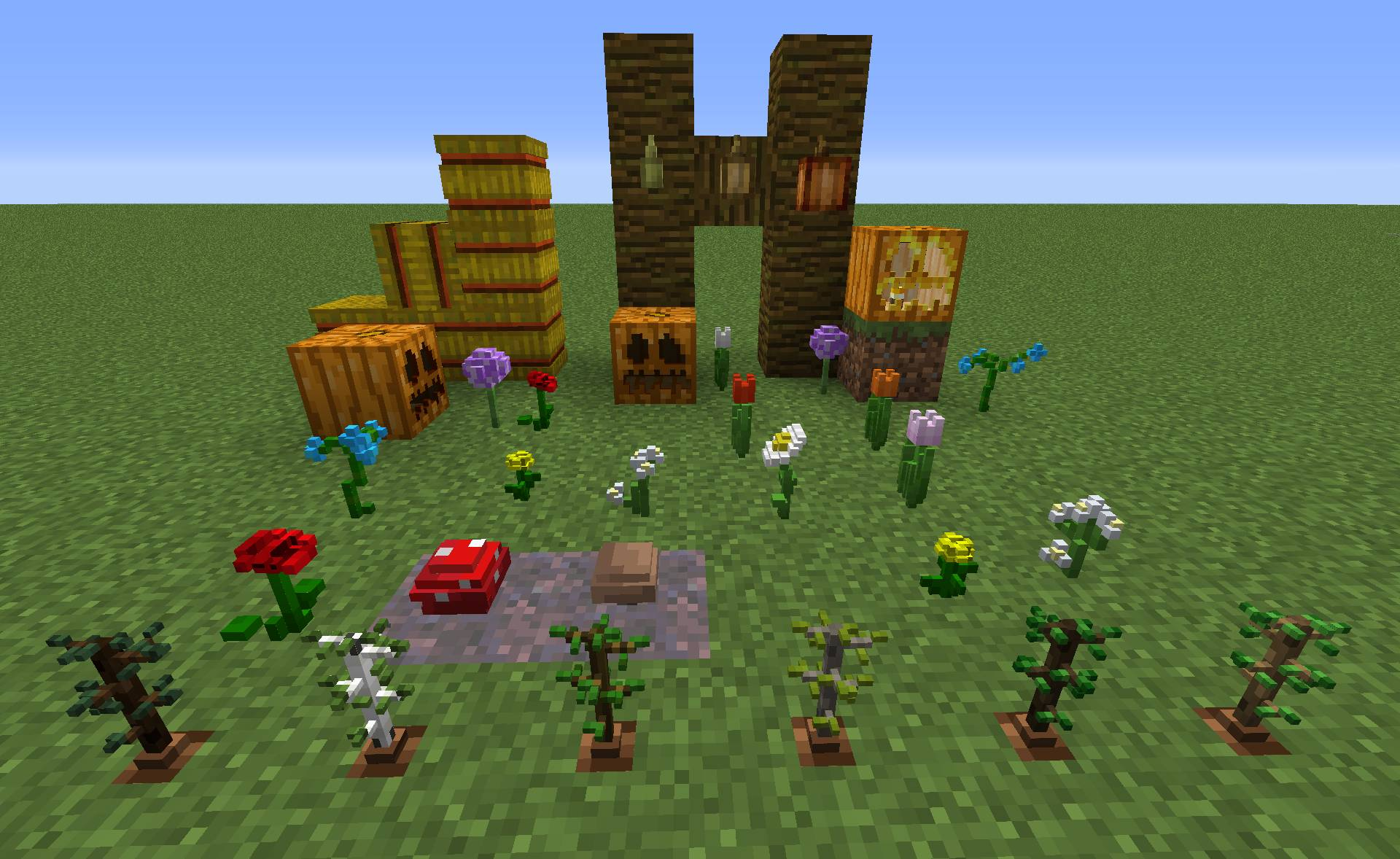 Minecraft Texture Minecraft : 3D Models 1.8 (1.8.8) - photo#40
