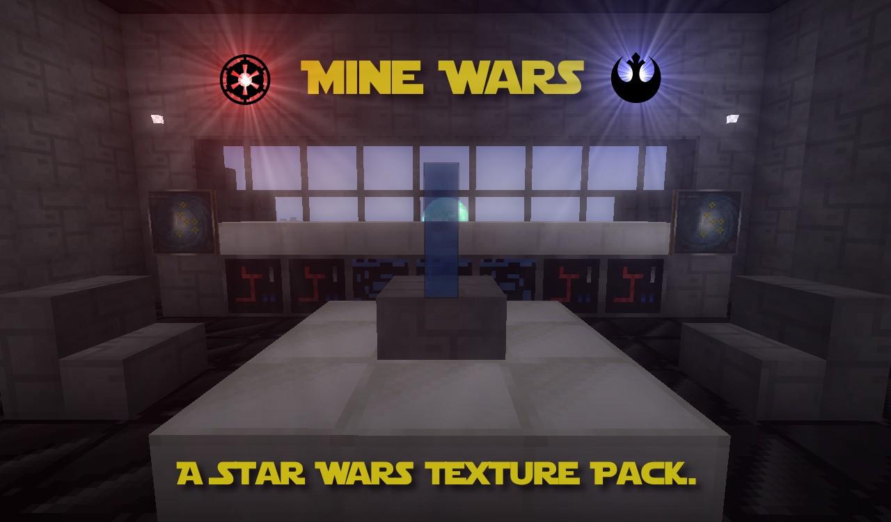 Minecraft Texture Minecraft : Mine Wars (1.6.4)