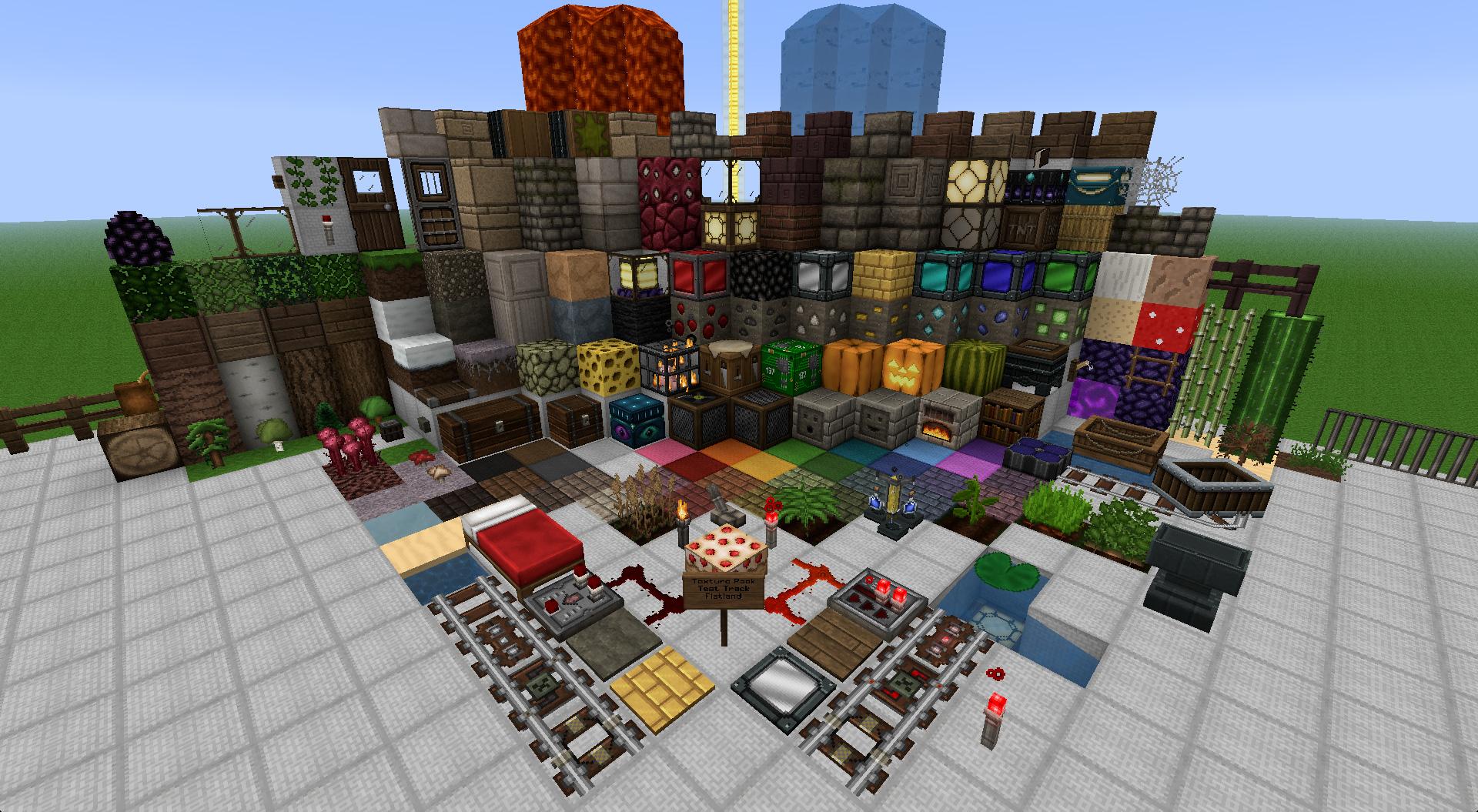 Страница 2 - Скачать красивые текстуры для Minecraft 1.8.8