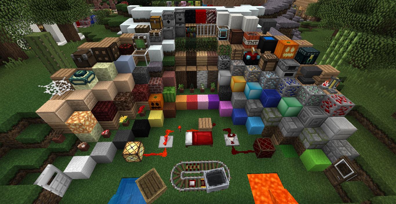 Pack Texture Minecraft 445 Coterie Craft