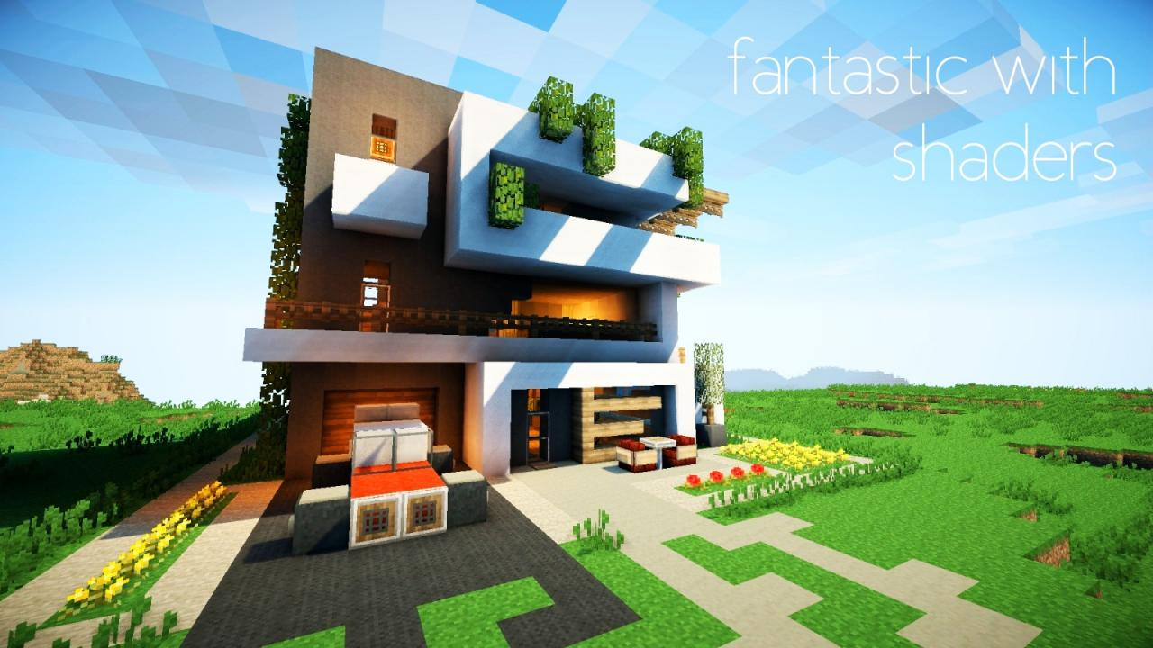 Minecraft Shader Pack Download 1.7.4