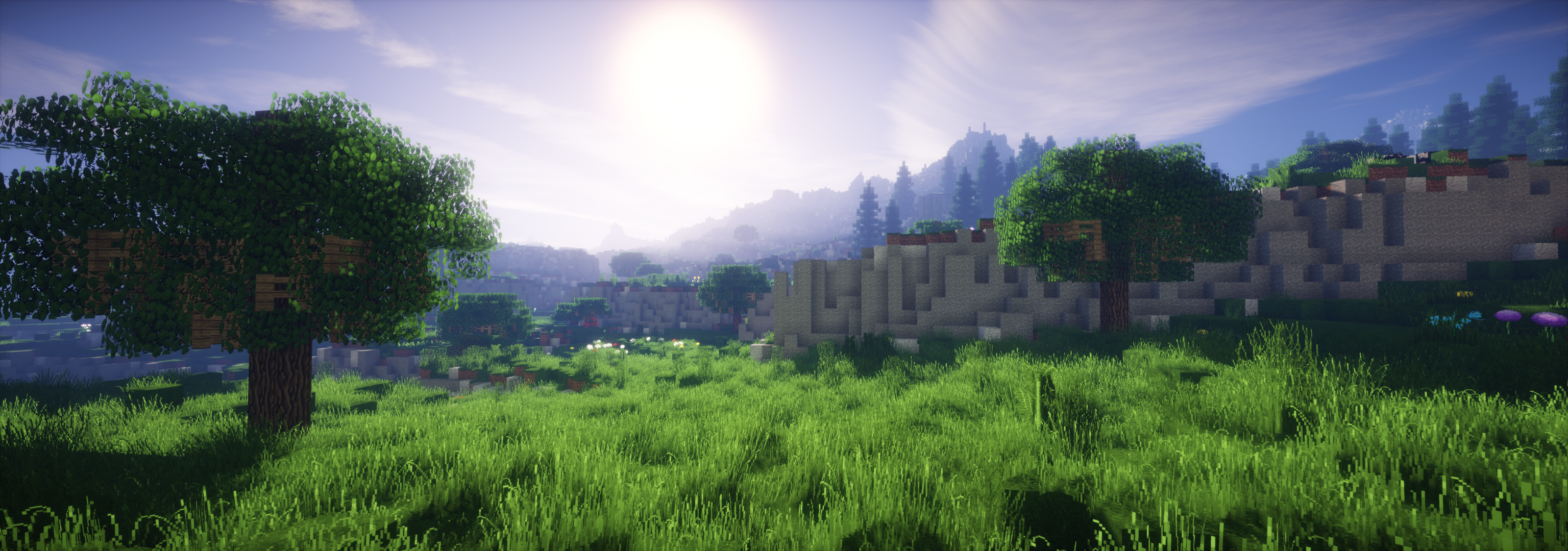 Minecraft wallpapers 2560x1440