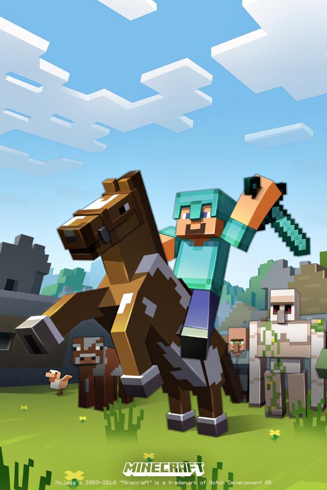 Minecraft Fond d 39 cran Minecraft