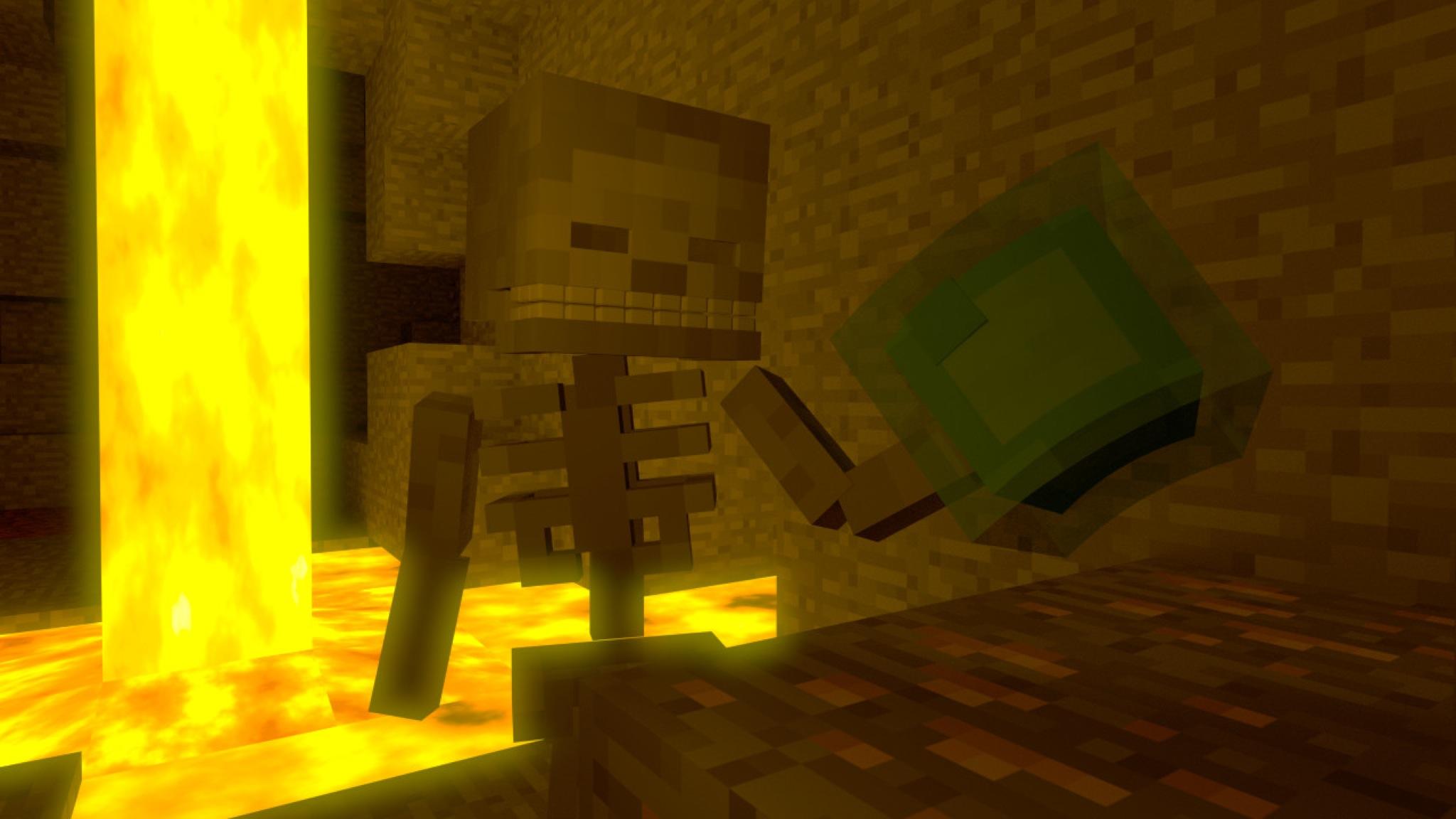 2048 By 1152 Of Minecraft: Minecraft Profil Fotoğrafları 2048×1152 Sorgusuna Uygun